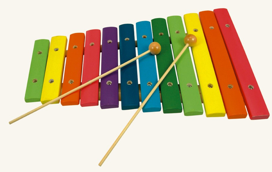 Xylofon 12 tónů