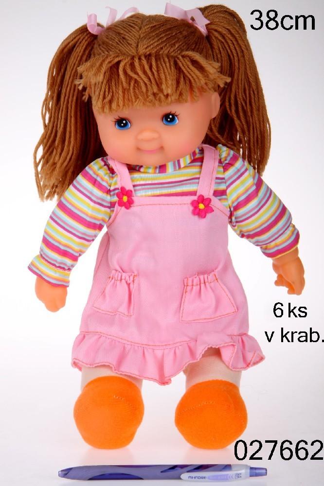 Panenka Vanessa hadrová, 38 cm