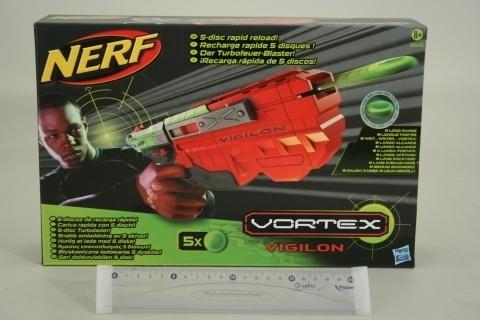 Hasbro Nerf - Vortex Vigilon - pistole se zásobníkem