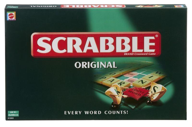 Scrabble original česká verze